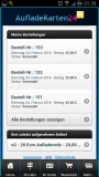 Aufladekarten24 Mobile App. for Android