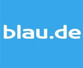Blau.de 20 EUR Prepaid direct Top Up