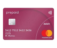 Prepaid Mastercard 10 EUR Prepaid direct Top Up